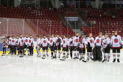 Открытие турнира памяти Александра Калянина