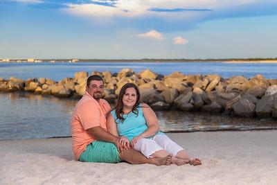 Brandon and Michaela Panama City Beach 2018