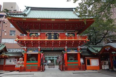 Kanda Myojin Shrine 2012
