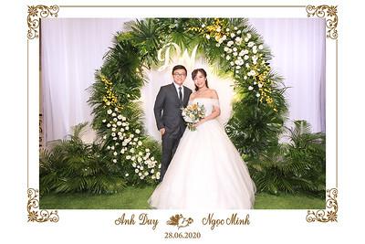 Wedding - Anh Duy & Ngoc Minh