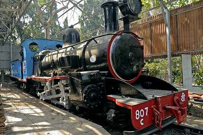 Darjeeling Himalayan Railway 1: Locomotives