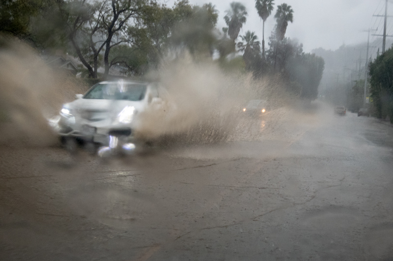 February 2 - The new Coldwater Canyon River, Los Angeles on just another rainy day.jpg