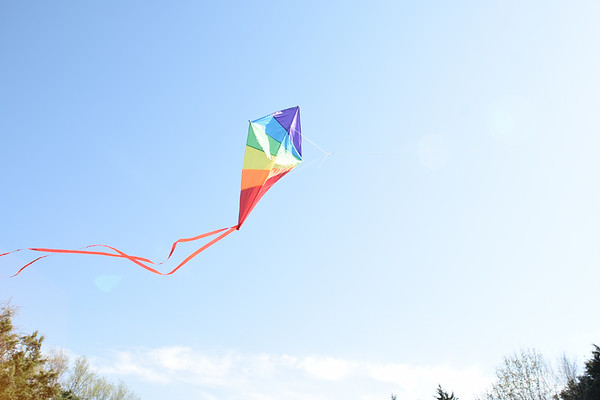 quarantine Kite flying