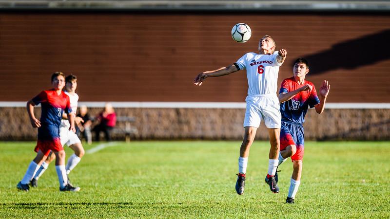 SCS Varsity Soccer '19