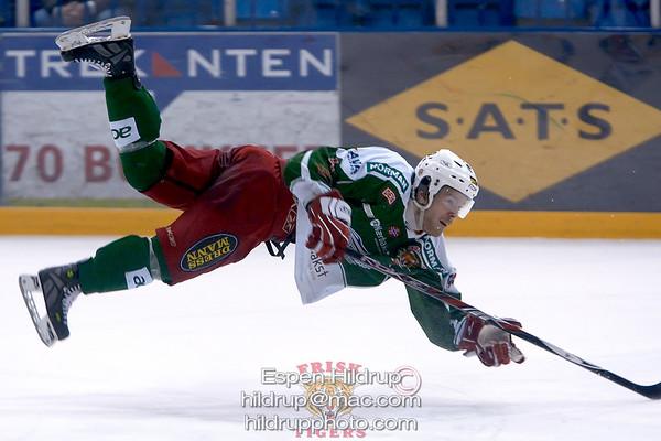 Furuset Ice Hockey -at- Frisk Asker Tigers (29.1.09)