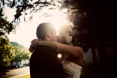 Joe and Meagan (wedding)
