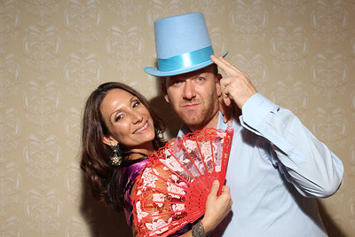 Jen and Brandt Photo Booth