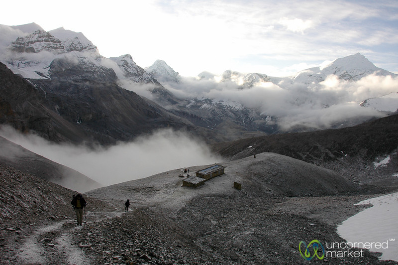 Step by Step to Thorong La Pass - Annapurna Circuit, Nepal