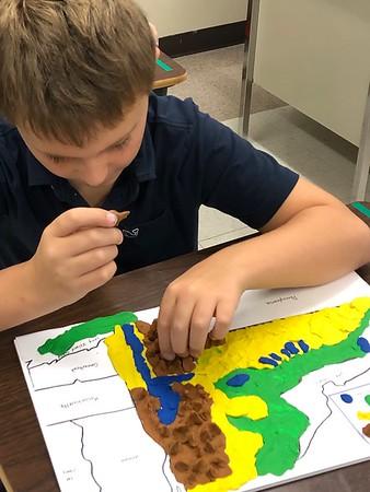 WLS Grade 4 Clay Maps - October 28, 2019