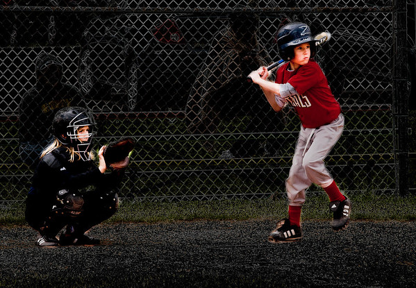 Zach & Camden's Baseball Game - 2010