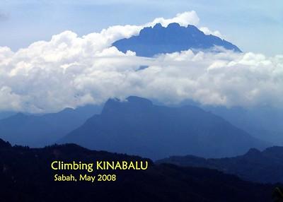 Climbing Kinabalu