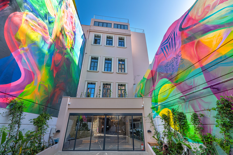 HELLENIC VIBES, Smart 5* HOTEL, Athens