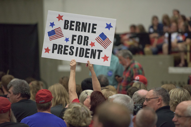 2015 Jul Bernie Sanders in Madison