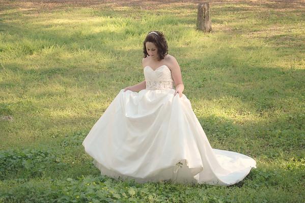 June's Bridal Session