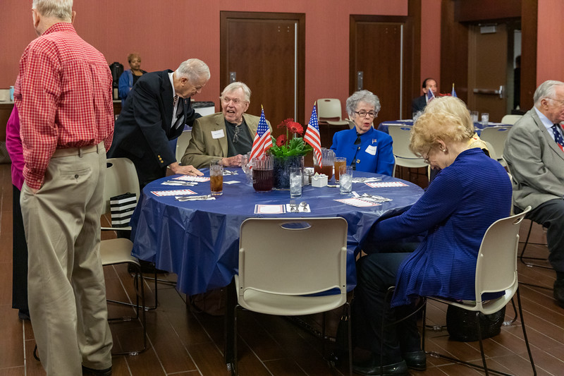 2018 Veterans' Luncheon