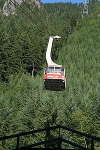 Day 10: Grouse Mountain - 28 September 2008