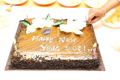 New Year Bash - 2021