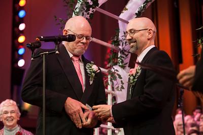 Ceremony - Donald & Neil