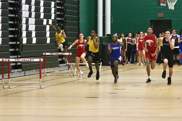 Indoor Track at SCCC 1/15/20