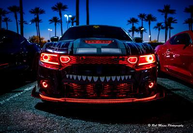 Scottsdale Pavilions Rock & Roll Car Show