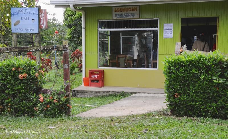 Cano Negro: bakery