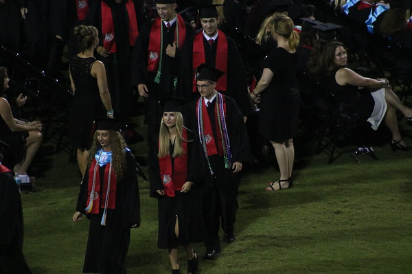 Tucker Graduation