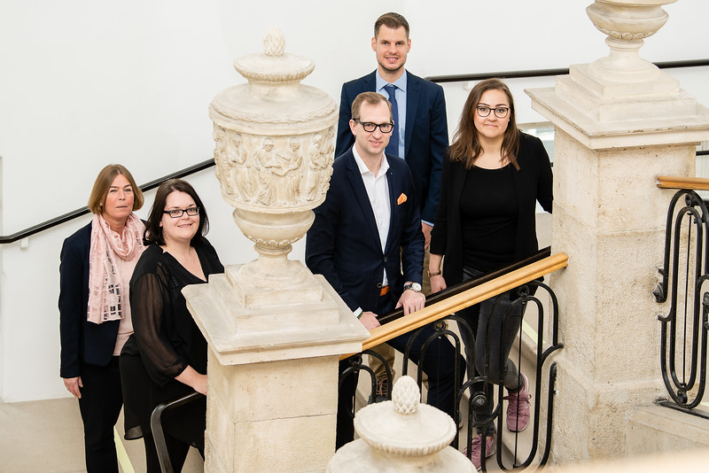 TU Wien Fundraising Team