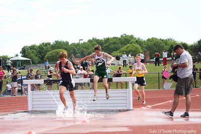 Sectionals Track  2012