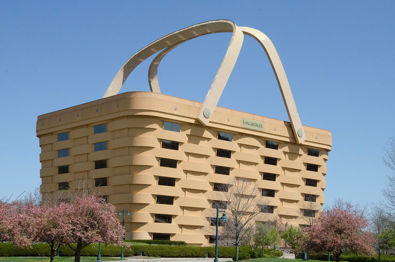 Serious kitsch. This is a friggin' building! I'd be so embarrassed...