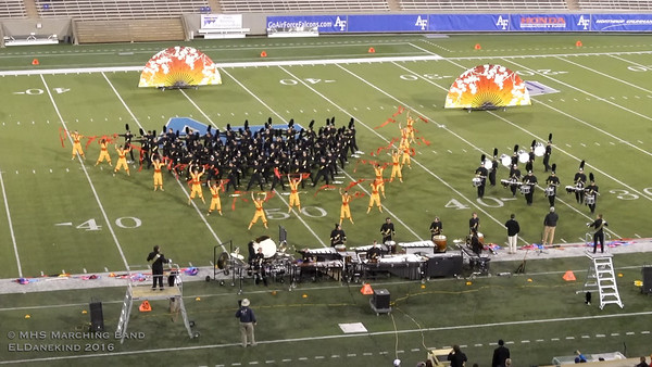 Late Afternoon & Finals Performance