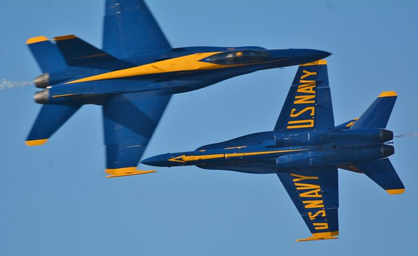 Penscaloa Trip and Blue Angels Homecoming Show