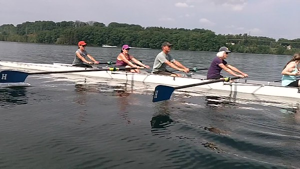 Traverse City Rowing 2018- Day 1
