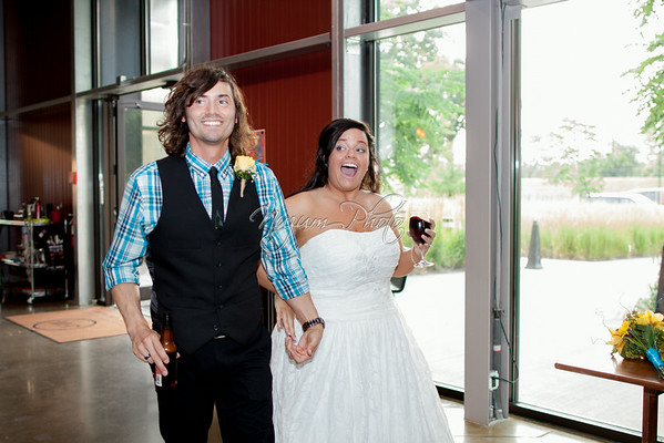 Reception - Taylor and Tyler