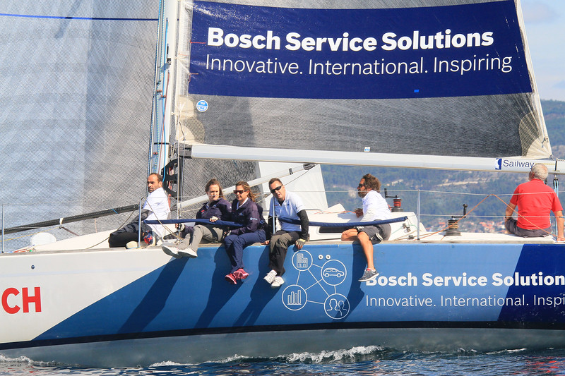 Bosch Service Solutions Innovative. International. Inspiring Sailway OO CH Bosch Service Solution Innovative. International. Inspi