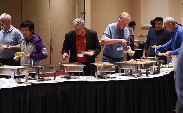 IAU banquet