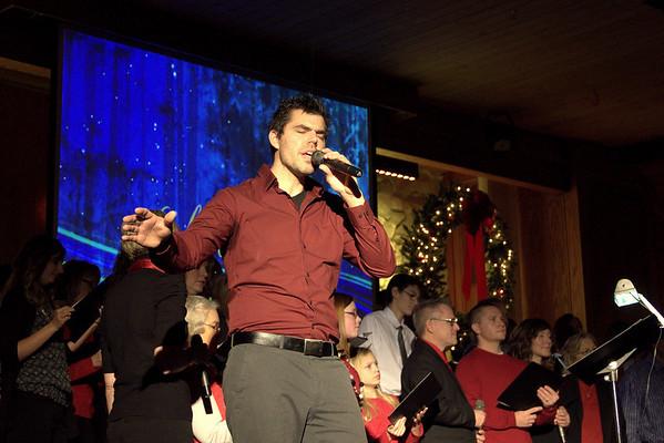 Christmas Musical 2010 - God Coming Down