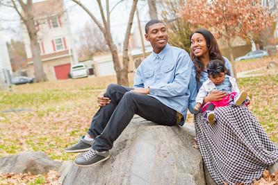 Saliha & Family