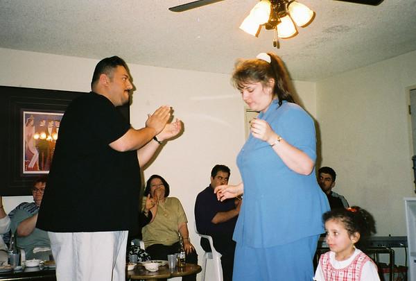 Sammer & Chantal Haddad's Party @ Samer Farah Haddad's house April 11, 1997