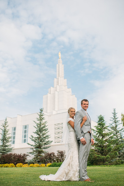 Tanner & Hailey Bridals