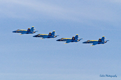 Defenders of Freedom Airshow - The Blue Angels