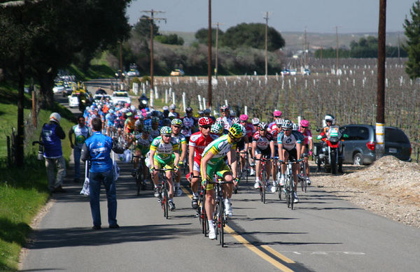 2006 Stage 5 - Racing from SLO to Santa Barbara