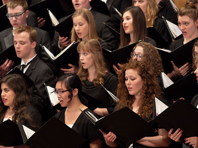Madrigal and Chamber Combined Choir 2018