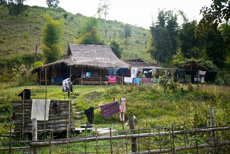 Rural Laos.
