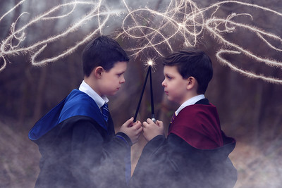 Evan & Lincoln Potter