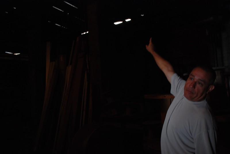 2010, Back Room Tour