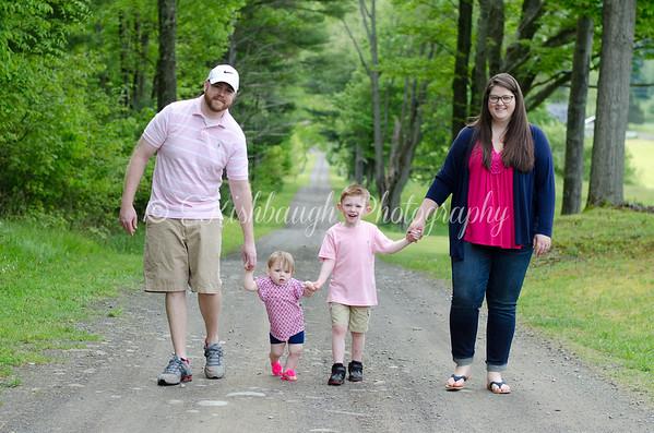 Decker Family 2017