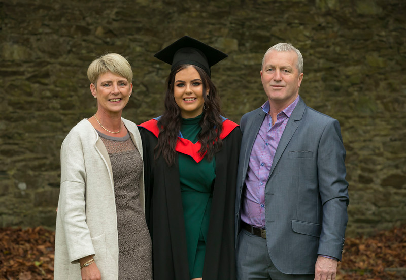 02/11/2017. Waterford Institute of Technology Conferring is Laura Harrington. Picture: Patrick Browne.