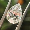 2.01ct Antique Pear Shape Diamond GIA G VS1 0
