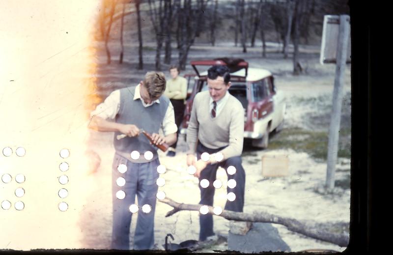 1960-8 (38) Graham & Dick @ Turrumbery.JPG