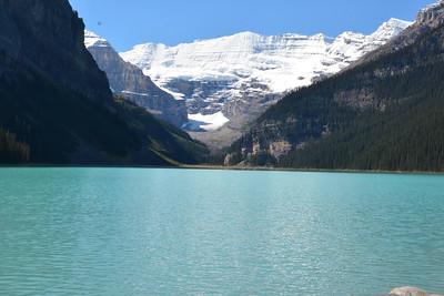 CANADA & ALASKA 2016 Day 2 Banff Lake Louise and Lake Emerald